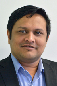 Guruprasad Krishnamurthy Global Operations Manager