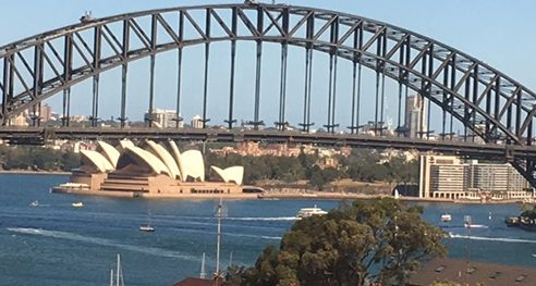 Sydney Harbour Bridge the United Nations of Synapse