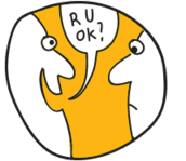R U OK? Day not only promotes suicide awareness