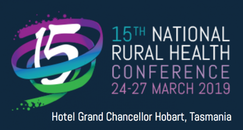15th National Rural Health Conference in Hobart, Tasmania