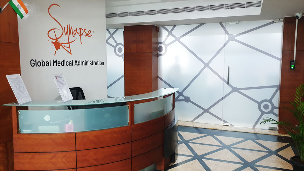 Synapse Offices in Chennai India